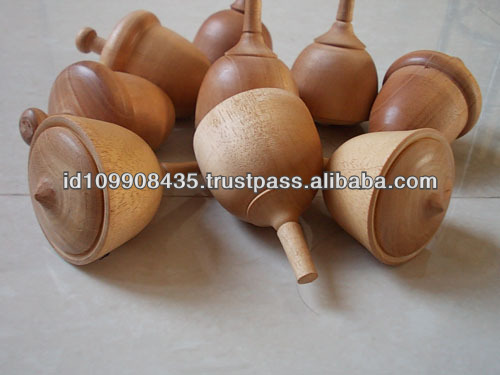 wooden spins toys