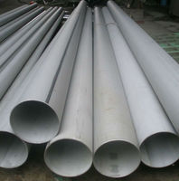 ERW 304 stainless steel tube/pipe factory direct supply in China