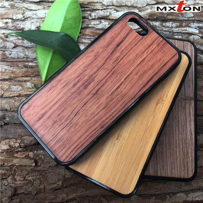 100% Natural Handmade Waterproof Phone Case Premium Blank Cell Phone Case for iPhone 6/6 Plus from Guangzhou