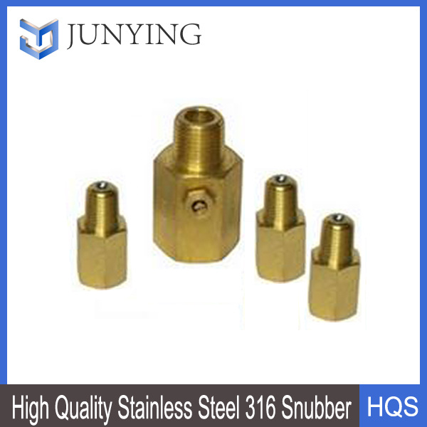 High Quality Stainless Steel 316 Snubber For Pressure Gauge