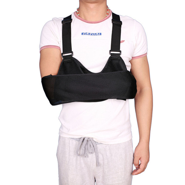 AYUF-1001C Medical Shoulder Immobilizer Wrist Elbow Forearm Support Brace