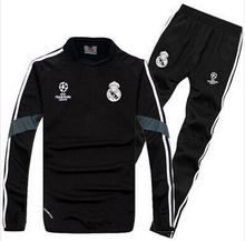 Kids Training Suits Football Children Soccer Sport Suit In Champions League Real Boy Tracksuits Clothes