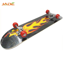 Wood playground equipment Canadian maple mini skateboard for kids and adults