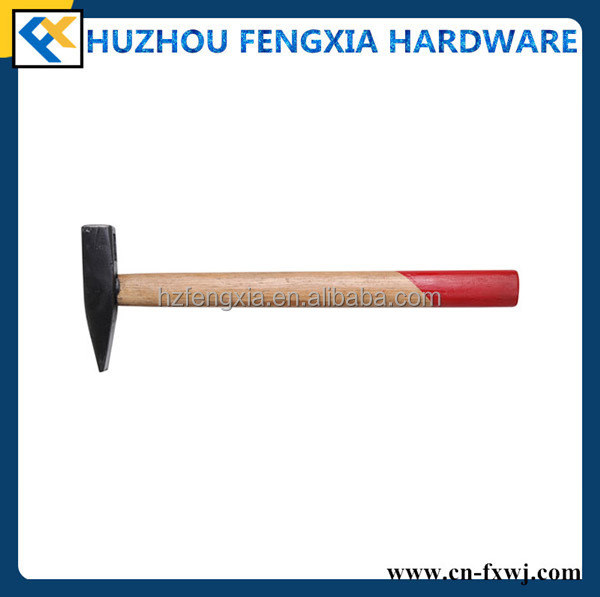 FX06003 German Type Wooden Handle Power Chipping Machinist Hammer for Sale