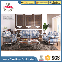New Model Luxury Sofa Set Wood Carving Pattern Designs Manufacturer