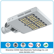 50w meanwell driver, ul dlc approved led street light