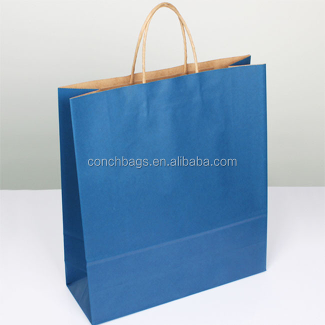 Multifunctional cost production paper bag made in China