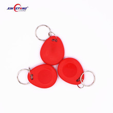 13.56MHz ABS MF DF 2K magnetic RFID NFC Key Fob