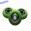 New product spark stone roller skate PU wheel inlineskate wheel PU wheel 74mm 76mm 80*24mm