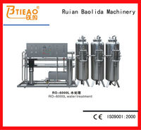 Automatic Mineral Water Production Machine with Price (RO6000)