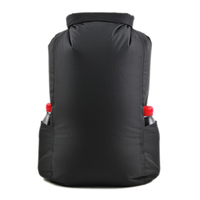 stock cheap portable outdoor nylon waterproof foldable travel backpack