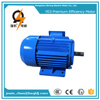 2.5 hp three phase ac electric drive fan motor for outdoor