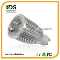 2013 hot sale cob Taiwan AC85-265V 760lm 38degree 2700k 9w led spotlight cool white 6000k/6500k shenzhen manufacturer