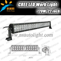 120W C REE Car LED light bar for Off road, motorcycle, ATV,SUV, 4WD cars, wholesale 21.5 inch/22'' led driving light bars,police