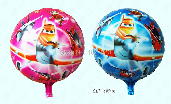 Buy 4545cm 10pcs Foil Balloon Helium Aircraft Children Birthday Party Decoration In Cheap Price On Malibaba