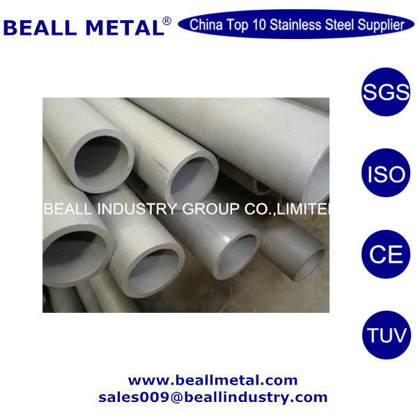 ASTM A312 TP 304 316L 310S 321 347H Seamless Stainless Steel Pipe