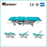 DLC-1 Hospital multi-position electric rehabilitation training bed