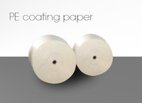 Cheap Good quality water proof pe coating paper for paper cup and ice cream cup
