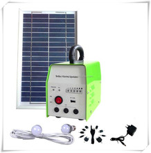 Popular home solar light kit 6W