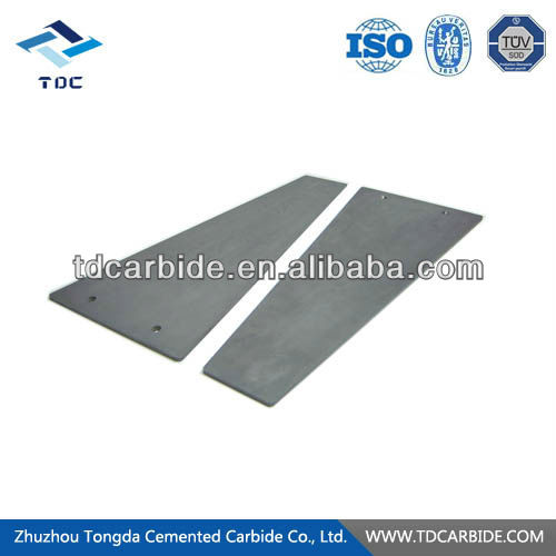 High quality and best selling chromium carbide plate from China