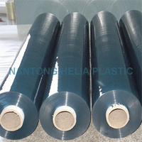 PVC Super Clear Plastic Film Packing Film