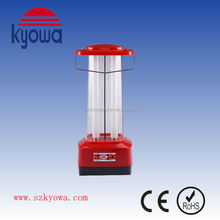 New products camping lantern led multifunction rechargeable emergency lamp