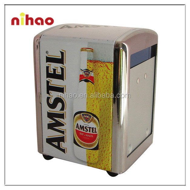 Bar and restaurant napkin dispenser