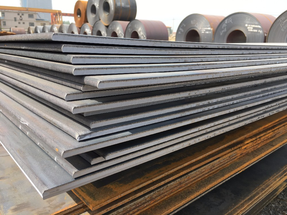 Mill Price High Quality 65mm alloy steel plate s45c St52 price cut plate