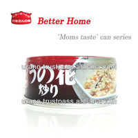 Fried bean curd fiber / Japanese dish / can food / Better Home [Moms taste]series / 3-year shelf life / 12 flavours