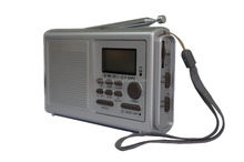 Multi Band Display Radio with Clock Alarm Function