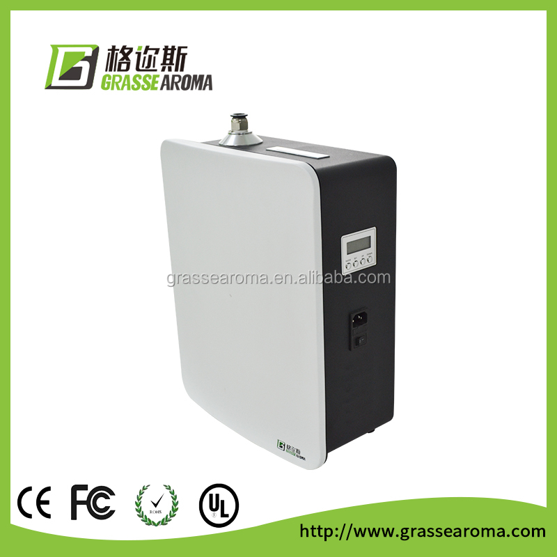 5000M3 Scent market hvac fragrance diffusion system , Cold mist aroma machine