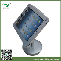 new design adjustable for ipad lock stand case