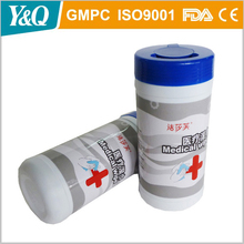 High Quality Hospital Medical Clean Alcohol Wipes