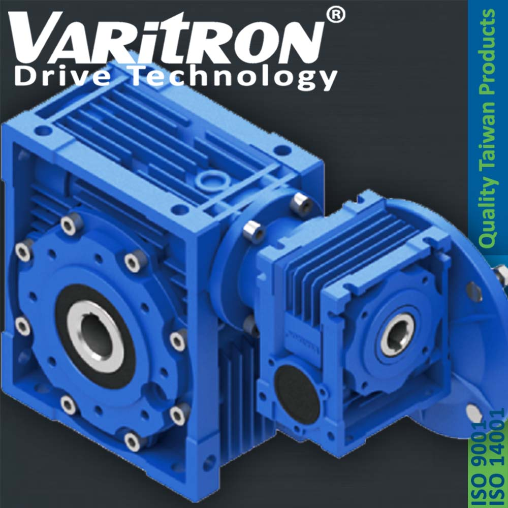 Varitron Gear box Speed Reducer Motor nrv worm gearbox