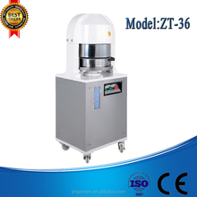 ZT-36 CE ISO high quality automatic industrial dough manual bakery dough divider/rounder
