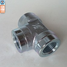 standard BSP galvanized female transition fittings