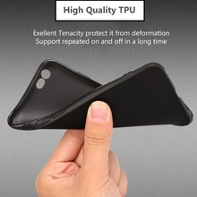 Ultra Thin Soft Gel TPU Case for Iphone 6 6s Plus Shockproof Rubber Cell Phone Casing