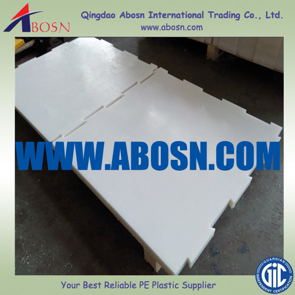 Wear Resistant UHMW-PE Synthetic Ice Rink Panel/pad/sheet