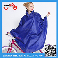 Women Hooded Rain Poncho Lightweight Women Bicycle Biking Rain Poncho for Girls