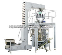 vff automatic big bag ice cube packing machine