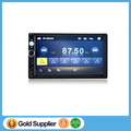 Quad-Core CPU Pure Double 2 din car auto radio video player 2din car audio stereo touch