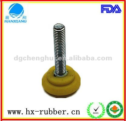 anti-shock Colonmbia rubber feet OEM manufacture