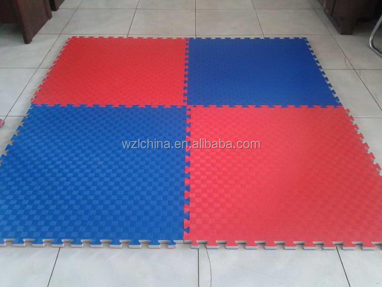 Economic any thickness eva tatami mat puzzle