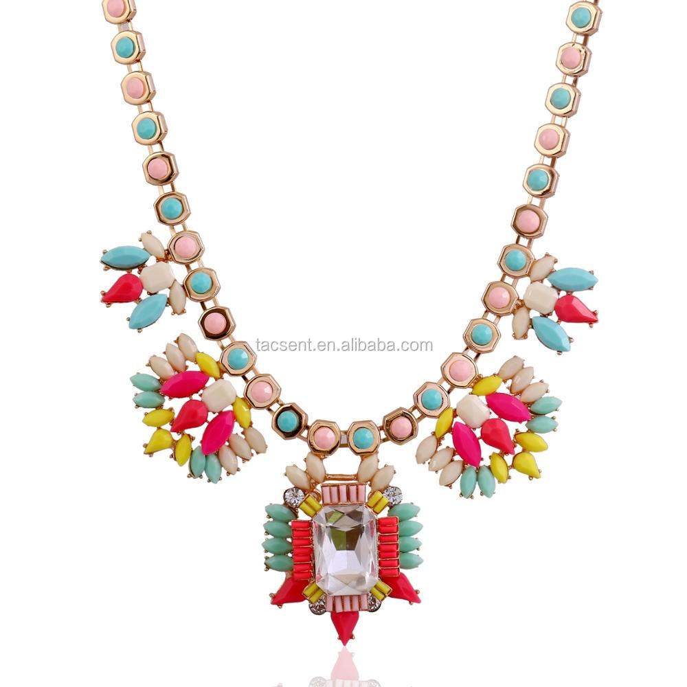 Stocks! Stocks! <strong>New</strong> Arrival statement jewelry necklace, Indian <strong>style</strong> chunky statement necklace stocks