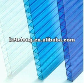 lexan pc hollow sheet