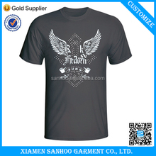 High Fashion Plain Custom Design Funny T-Shirt DIY Logo Top Quality