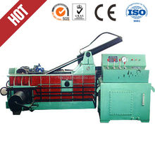 Y81-160B hydraulic scrap metal packaging machine, metal packer, fabric waste recycled scrap bottles and car