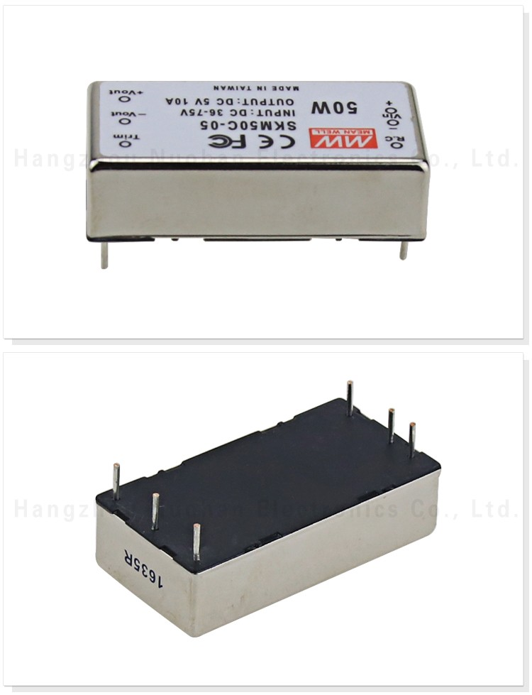 Meanwell 50W DC-DC Single Output 50w switching power supply