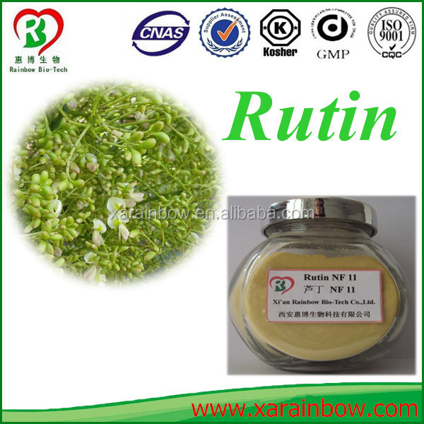 Natural Extract Rutin NF11 DAB10 EP7 GMP