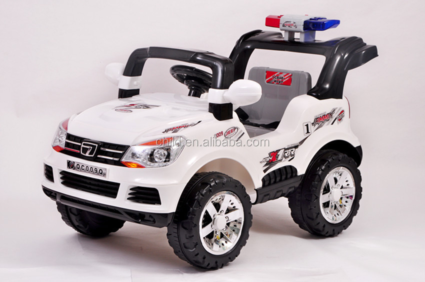 kids electric ride on toy car with remote control/battery car;/remote control car
